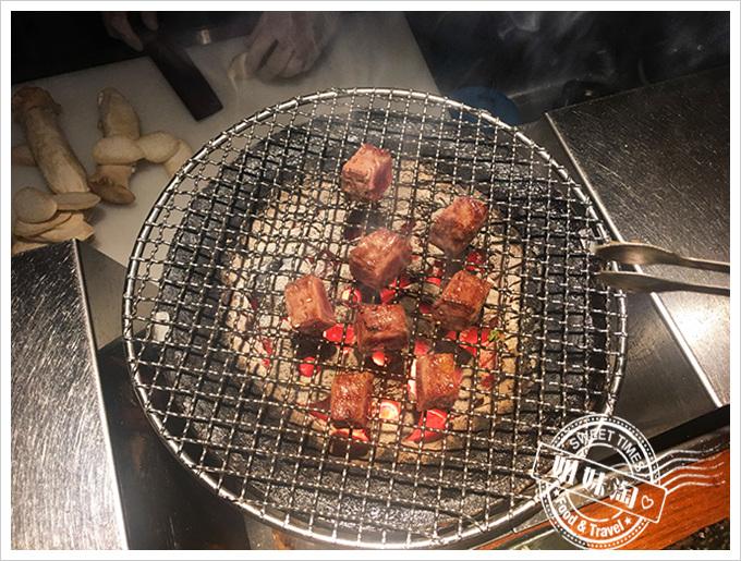 中堂燒肉 富民店厚切牛小排490元