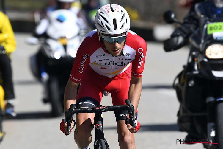 Guillaume Martin stuit op sterke Rus van Astana op Mont Ventoux, ook Richie Porte komt te laat voor de zege