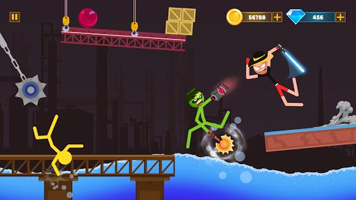 Supreme Stickman Battle Warrior: Duelist Fight apkmr screenshots 12