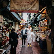 Wedding photographer Tonkla Pairoh (weddingmoodstud). Photo of 21.07.2017