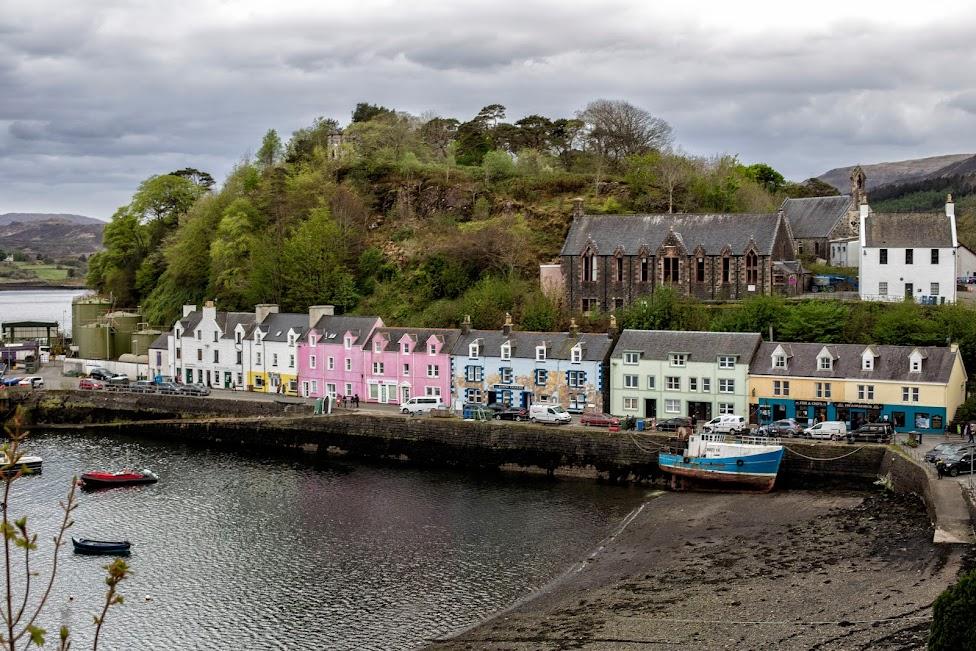 Szkocja, Portree