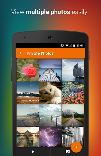Photo Locker Pro- screenshot