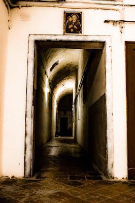 Corridoio Oscuro... di Palmi