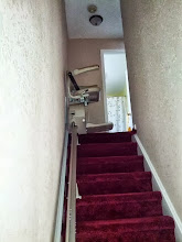 Photo: Bruno | SRE-3000 Stairlift