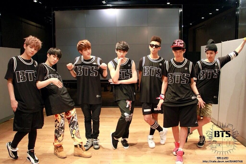 BTS debut