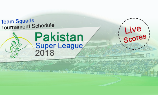PSL 2018 Schedule - Live Cricket Scores & Squad - náhled