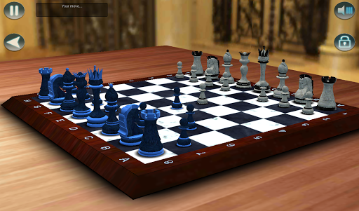Chess Master 3D Free Screenshot