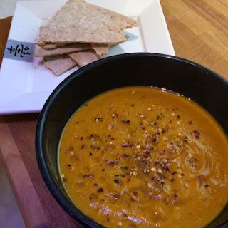 Warming Roasted Squash Soup