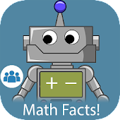 Math Fact Fluency: +  -