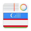 Uzbekistan Radio Stations Online - Uzbek FM AM icon