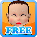 MyTalkingBaby Free icon