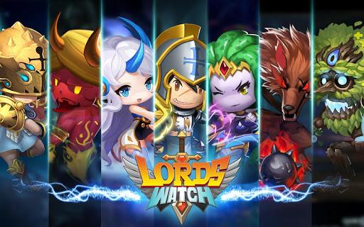 Lords Watch: Tower Defense RPG apktram screenshots 1