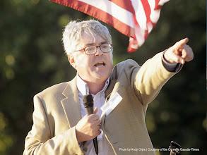 Photo: James Buchal for Oregon Attorney General (photo by Andy Cripe/Corvallis Gazette-Times)