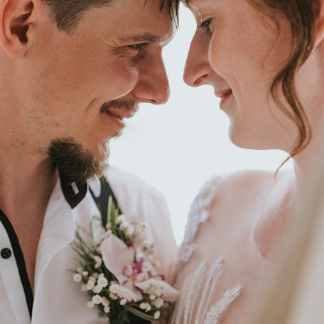 Wedding photographer Johny Richardson (johny). Photo of 14.08.2018