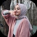 رمزيات بنات محجبات 2020 icon