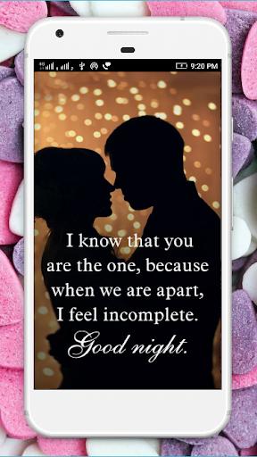 Good Night Shayari 1.0.5 screenshots 1