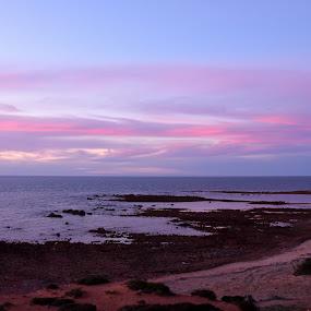 Pastel Views by Kaz B - Landscapes Sunsets & Sunrises (  )