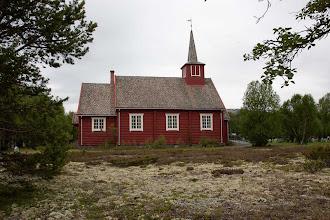 Photo: Dalen kyrkje