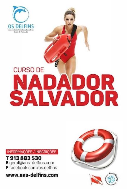 Inscrições abertas para Curso de Nadador Salvador
