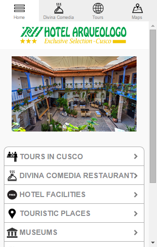 Hotel Arqueologo Cusco- screenshot