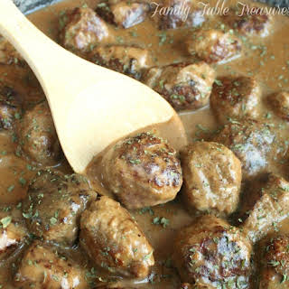 The Best Swedish Meatball.