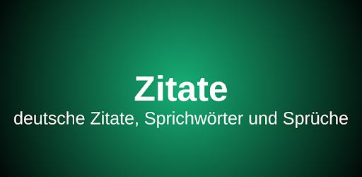 Zitate und Sprüche in deutsch   Apps on Google Play