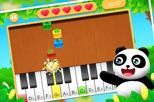 玩免費音樂APP|下載熊貓鋼琴 - 水果盛會 app不用錢|硬是要APP