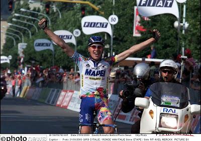 """Axel Merckx herinnert zich innig moment met vader Eddy in Giro: """"Ik denk dat hij gelukkiger was dan toen hij zelf won"""""""