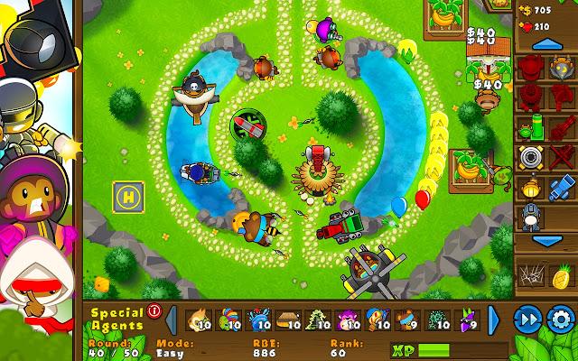 Desktop Tower Defensewatermelon Gaming
