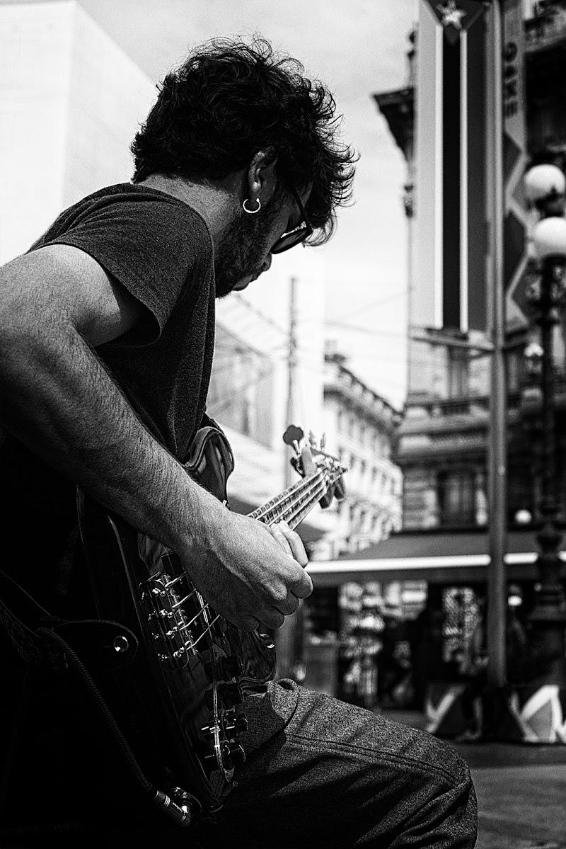 Bass player di wallyci