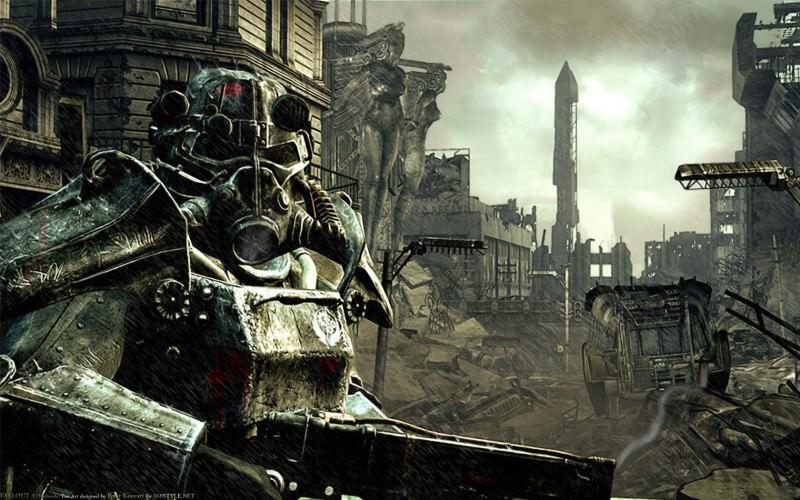 Klasik Xbox 360 Oyunları - Fallout 3<