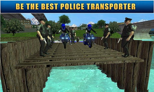 免費下載模擬APP|파워 보트 수송기 : 경찰 app開箱文|APP開箱王