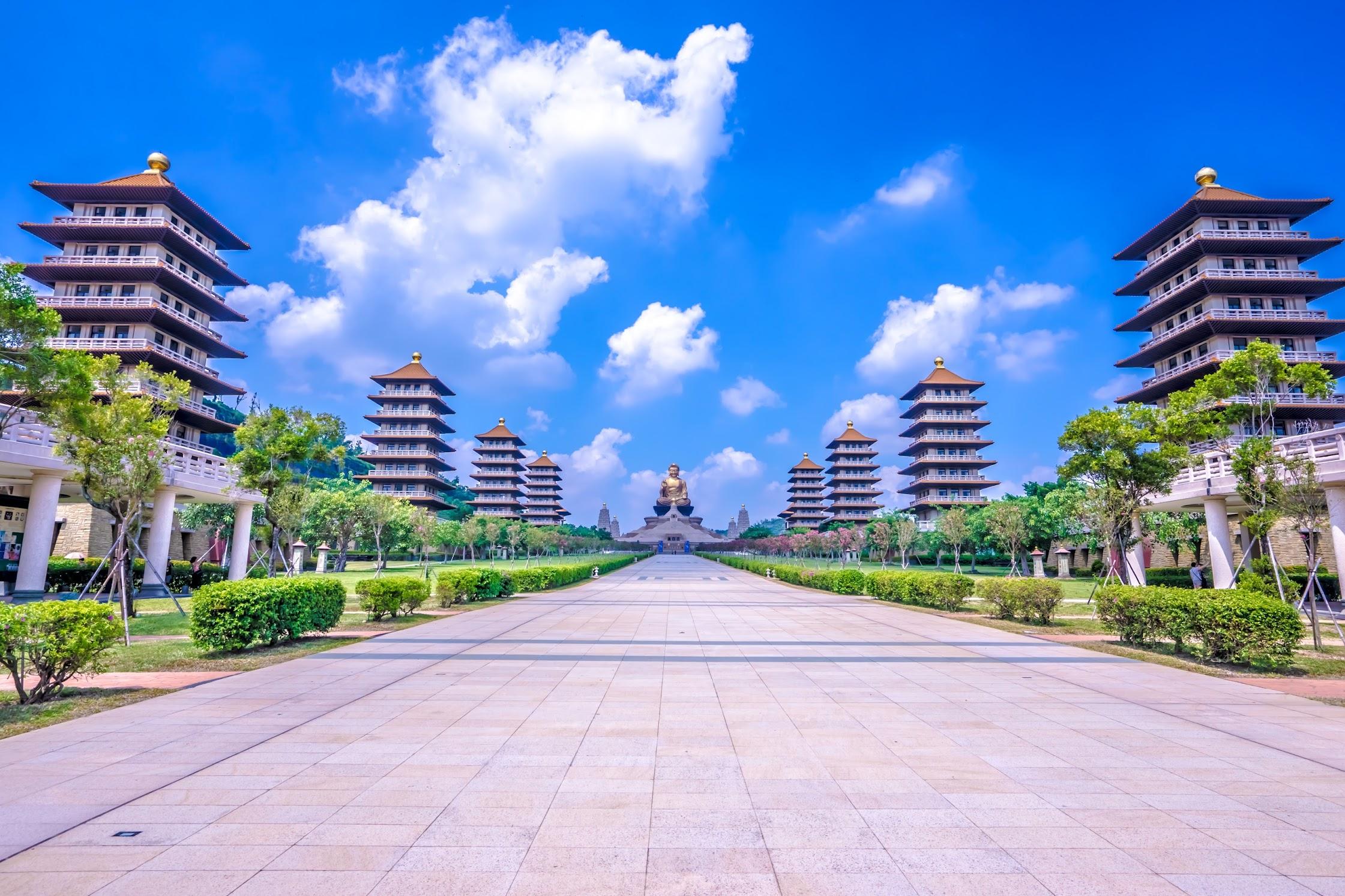 台湾 高雄 佛光山佛陀紀念館8