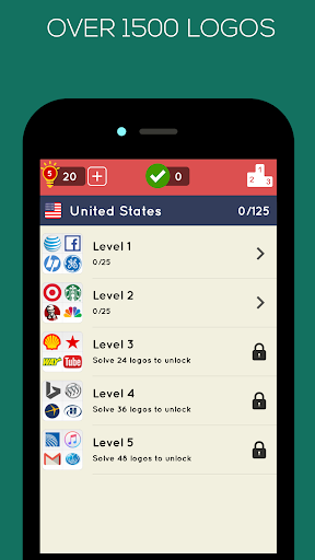 Logo Quiz World  screenshots 7