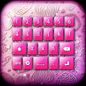Custom Keyboard Color Pink icon
