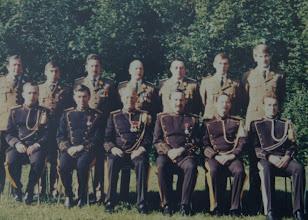 Photo: 15 Nov 1983 Plainchamp, Vermaerke, Amel, Van De Velde, Aesseloos, Vandongen, Vandevoorde. Driessens, Leyssens, Deleers, Estievenart, Maes, Delval