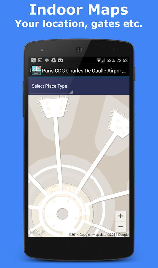 Atlanta Flight Information- screenshot