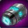 試作型レーザー増幅器