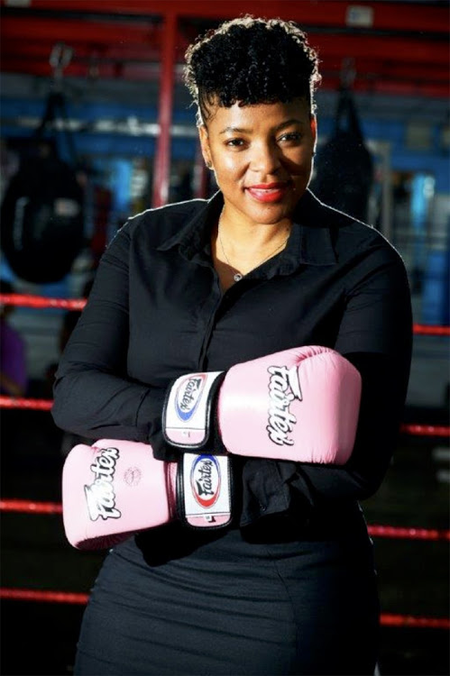 Multiple award winning boxing promoter Mbali Zantsi is on a mission to make women's boxing fashionable and full of same opportunties as men get.