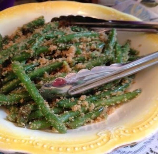 Breaded Green Beans Recipe
