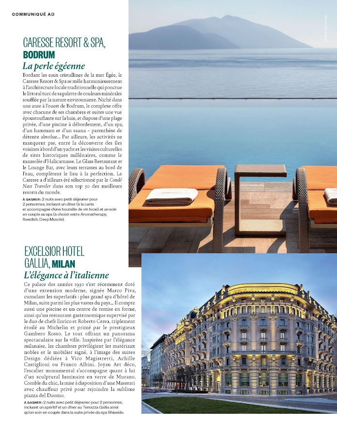 AD - Architectural Digest France- screenshot