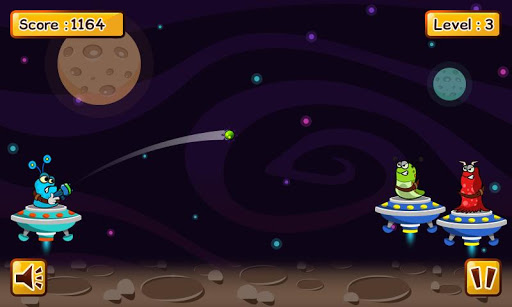Aliens Mars Fight 1.0 screenshots 10