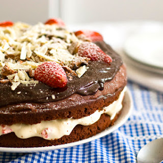 Devils Food Cake With Whipped Cream Recipes