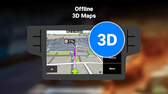 Sygic Car Navigation MOD (Full Unlocked) 10