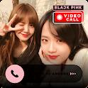 Blackpink Call Me - Call With Blackpink Idol Prank icon