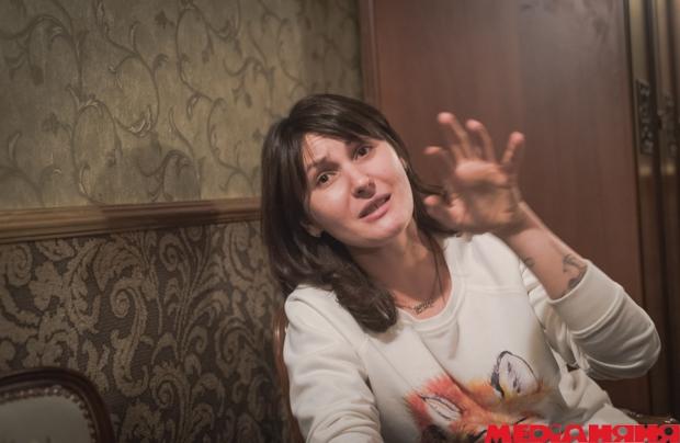 Крепостная, СТБ, FILM.UA, Тала Пристаецкая, Максим Литвинов
