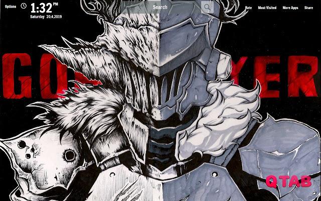 Goblin Slayer New Tab Wallpapers
