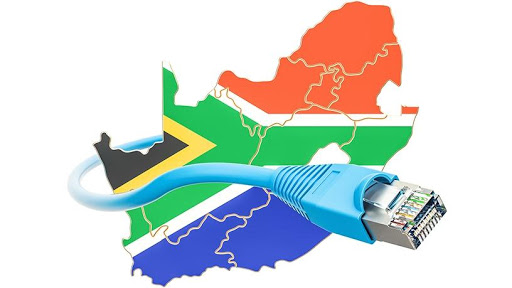 The communications department unveils digital services in Limpopo's Vhembe district.