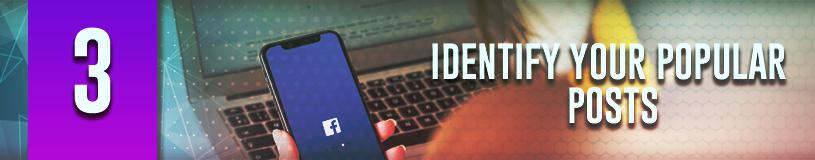Identify Your Popular Posts to increase engagement on Facebook