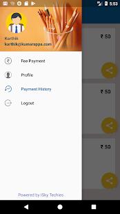 HolyCross Fee Payment - náhled